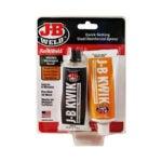The Best Epoxy for Aluminum Option: J-B Weld 8271 KwikWeld Steel Reinforced Epoxy