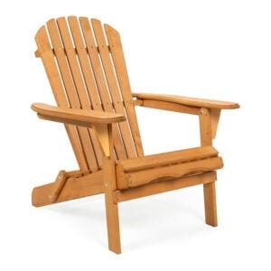 最好的父亲节礼物选择:最佳选择产品折叠木制adirondack椅子