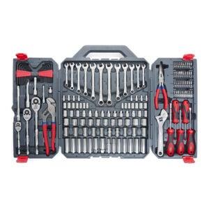 最好的父亲节礼物选择:Crescent 170件通用工具集
