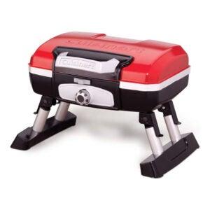 最好的父亲节礼品选择:Cutinart Petit Gourmet便携式桌面燃气烤架