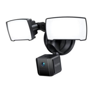 The Best Floodlight Camera Option: Victure Floodlight Camera Pro, Infrared Night Vision