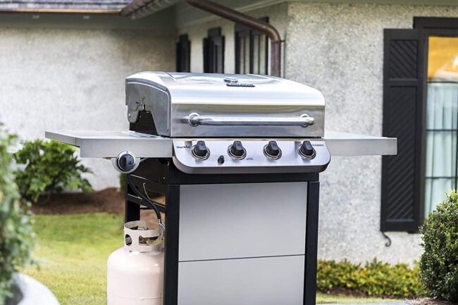 The Best Grill Brand Option Char-Broil