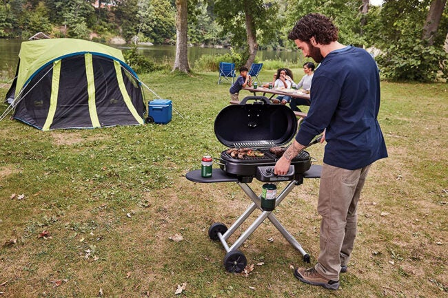 The Best Grill Brand Option Coleman