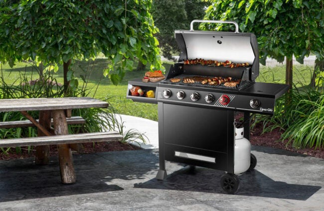 The Best Grill Brand Option Dyna-Glo