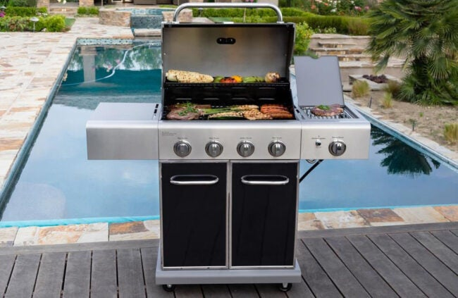 The Best Grill Brand Option Kenmore