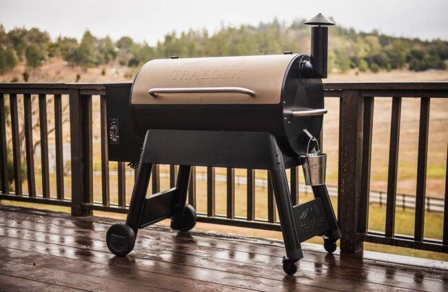 The Best Grill Brand Option Traeger