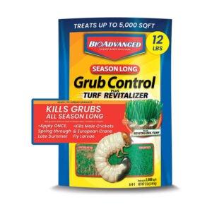 最佳Grub杀手选项:拜耳作物科学700715M季节性Grub控制