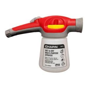 最佳软管末端喷雾器选择:Chapin国际G6015干湿式喷雾器