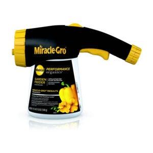 最佳软管末端喷雾器选择:美乐棵性能有机花园喂食器