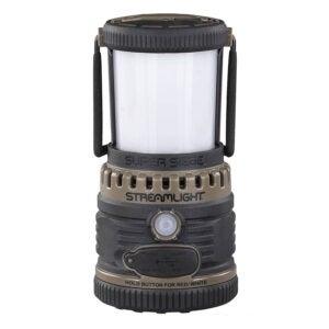 The Best LED Lantern Option: Streamlight 44947 Super Siege 120V AC, Rechargeable