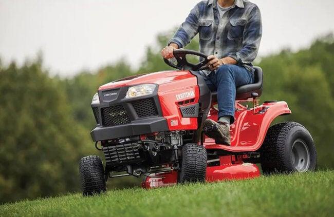 The Best Lawn Mower Brands Option Craftsman