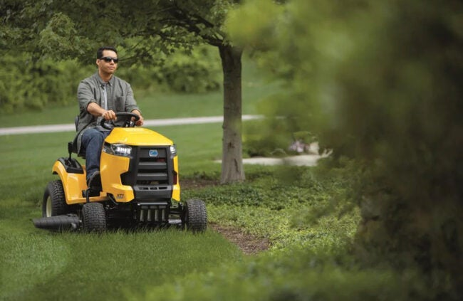 The Best Lawn Mower Brands Option Cub Cadet