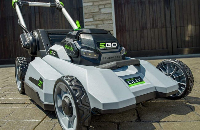 The Best Lawn Mower Brands Option Ego