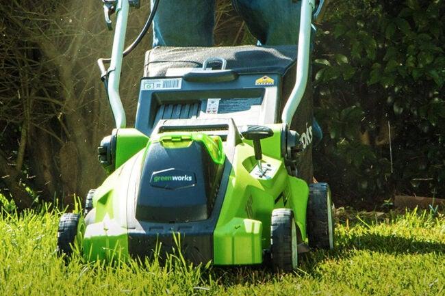 The Best Lawn Mower Brands Option Greenworks
