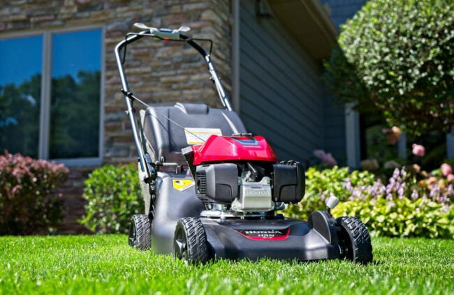 The Best Lawn Mower Brands Option Honda