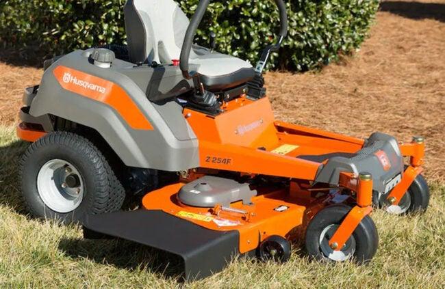 The Best Lawn Mower Brands Option Husqvarna