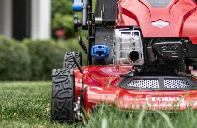 The Best Lawn Mower Brands Option Toro