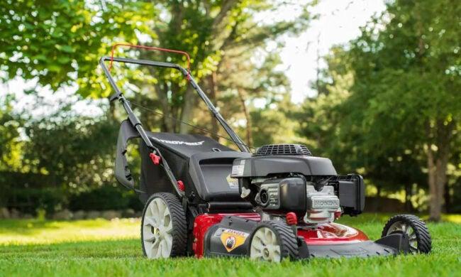 The Best Lawn Mower Brands Option Troy-Bilt