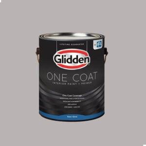 The Best Paint for Garage Walls Option: Glidden Interior Paint Primer One Coat, Semi-Gloss