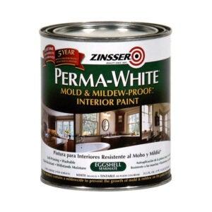 The Best Paint for Garage Walls Option: Rust-Oleum 2774 Zinsser Interior Eggshell