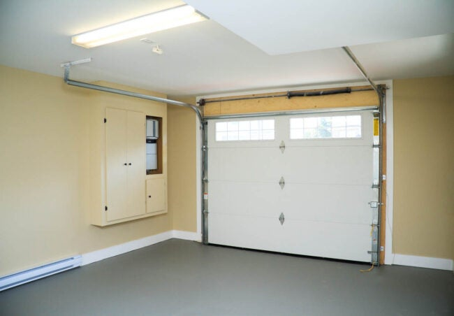 The Best Paint for Garage Walls