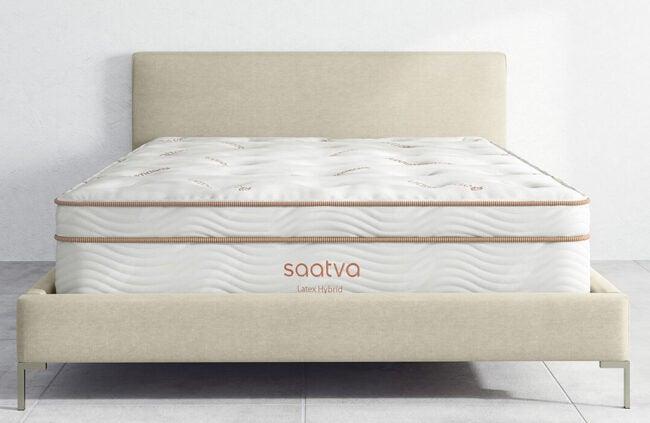 最好的地方购买床垫选择Saatva