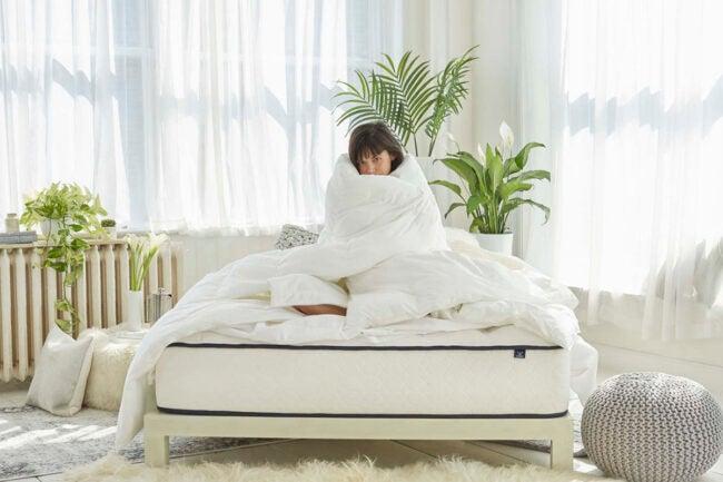 最好的地方购买床垫选择眨眼床