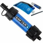 The Best Portable Water Filter Option: Sawyer Products MINI Water Filtration System