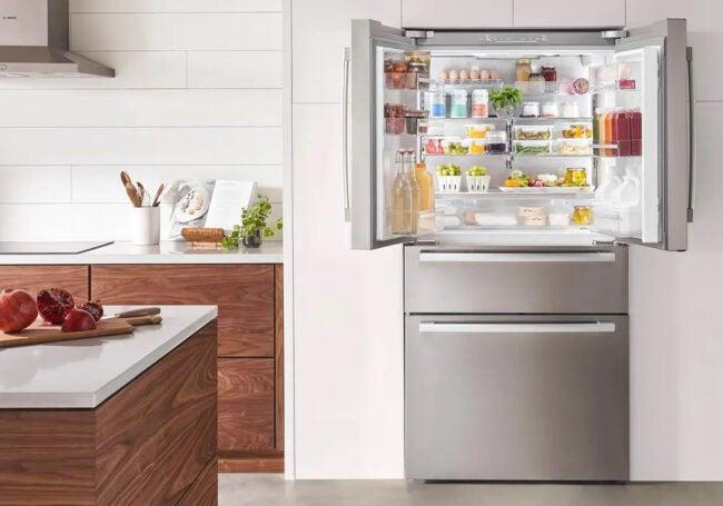 The Best Refrigerator Brands Option Bosch