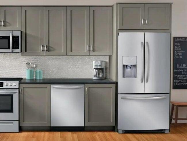 The Best Refrigerator Brands Option Frigidaire