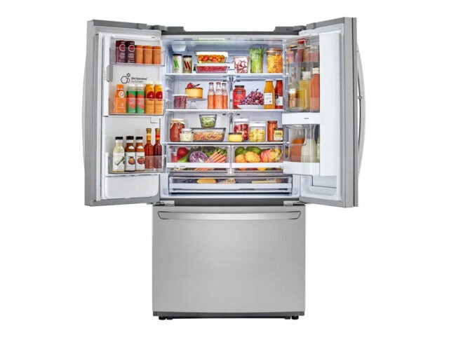 The Best Refrigerator Brands Option LG
