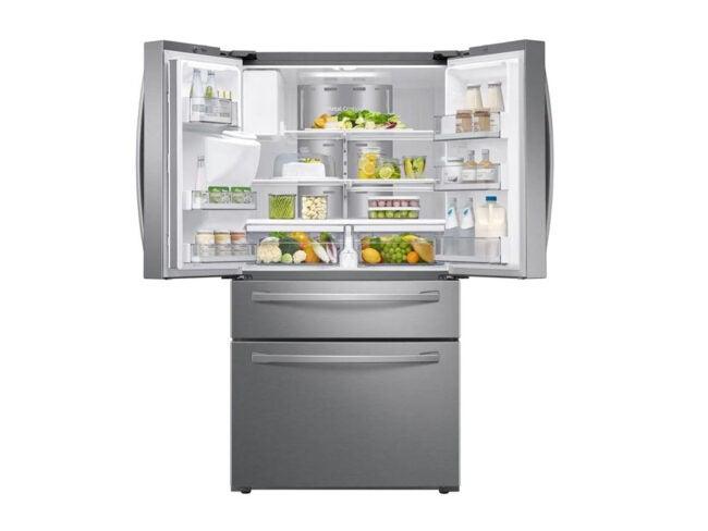The Best Refrigerator Brands Option Samsung