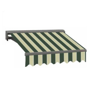 The Best Retractable Awning Option: ADVANING 8'X7' Motorized Patio Retractable Awning