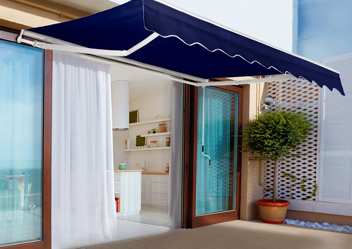 The Best Retractable Awnings for Your Deck or Patio in 20   Bob Vila