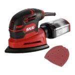 The Best Sander for Furniture Option: SKIL Corded Detail Sander - SR250801