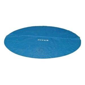 The Best Solar Pool Cover Option: Intex Solar Cover for 12ft Diameter Easy Set Pools