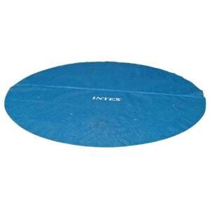 The Best Solar Pool Cover Option: Intex Solar Cover for 16ft Diameter