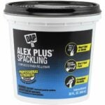 The Best Spackle Option: DAP INC 18746 Alex Plus Spackling