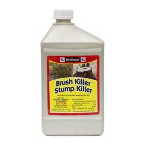 最佳树桩杀手选择:VPG Fertilome 32295灌木树桩杀手