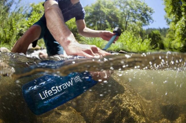 The Best Portable Water Filter Option