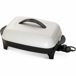 最好的亚马逊奖金厨房优惠选项:Presto 16英寸电动煎锅