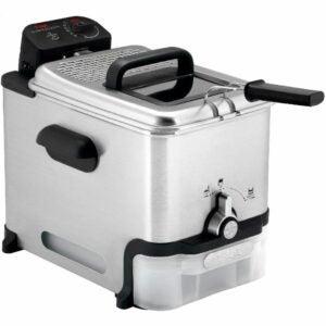 最好的亚马逊Prime日厨房优惠选项:T-FAL深炸锅带篮子