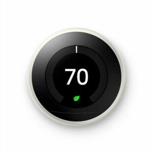 The Best Amazon Prime Day Smart Home Option: Google Nest Learning Thermostat
