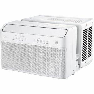 The Best Amazon Prime Day Smart Home Option: Midea U Inverter Window Air Conditioner