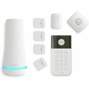 亚马逊Prime Day最佳智能家居选择:SimpliSafe 8块无线家居安全系统