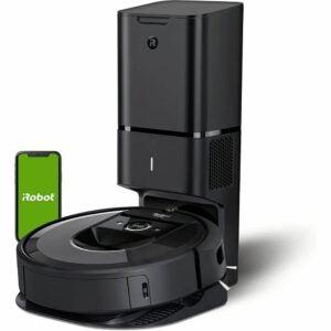 最好的亚马逊素数智能家庭选项:irobot roomba i7 +机器人真空