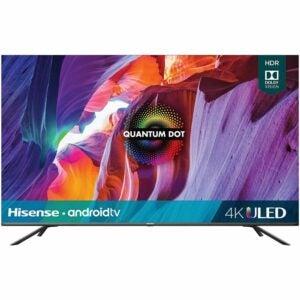 最佳亚马逊黄金日电视优惠选择:海信55英寸H8级安卓4K智能电视