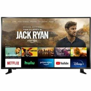 最佳亚马逊黄金日电视优惠选项:标志NS-55DF710NA21 55英寸智能4K Fire电视