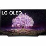 最佳亚马逊黄金日电视优惠选择:LG OLED65C1PUB Alexa内置C1 65