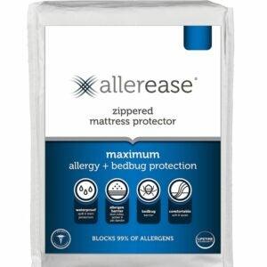 最佳床袋床垫罩选项:蜕皮 - 缓解最大过敏床垫保护器